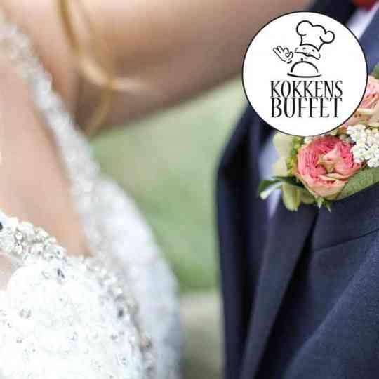 mad ud af huset bryllup