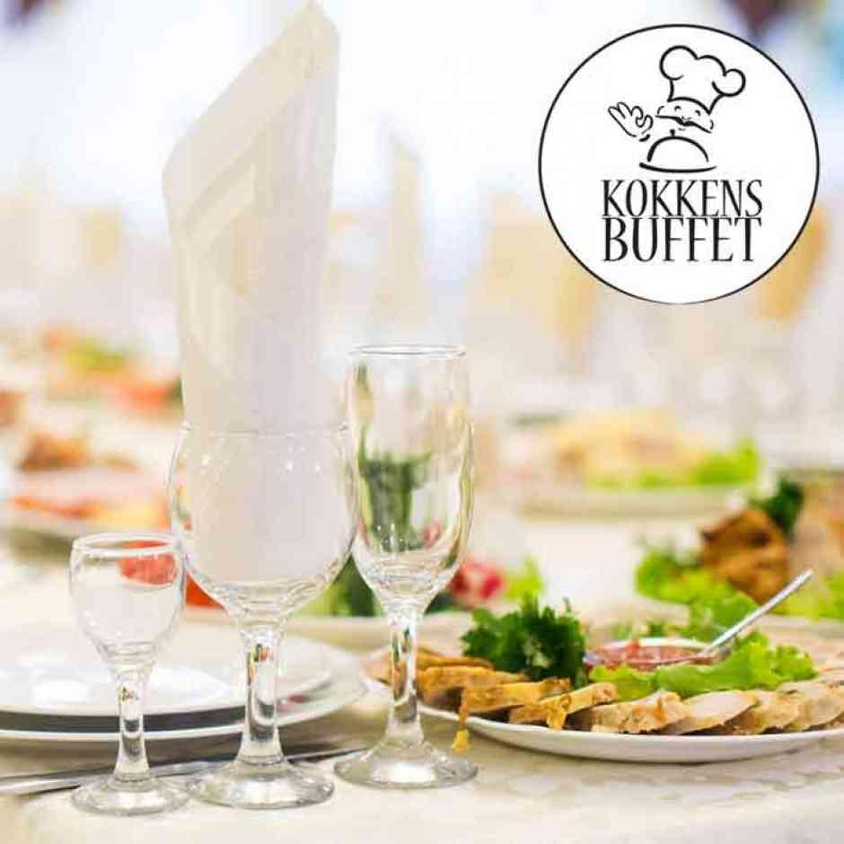 Kokkens Billig Buffet ud af huset